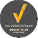 Accredited Software to calculate social return on investment