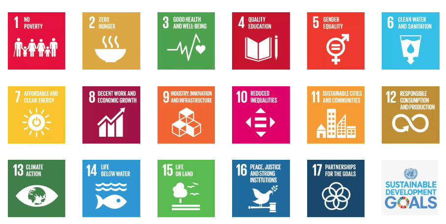 Sustainable development goals, social impact metrics