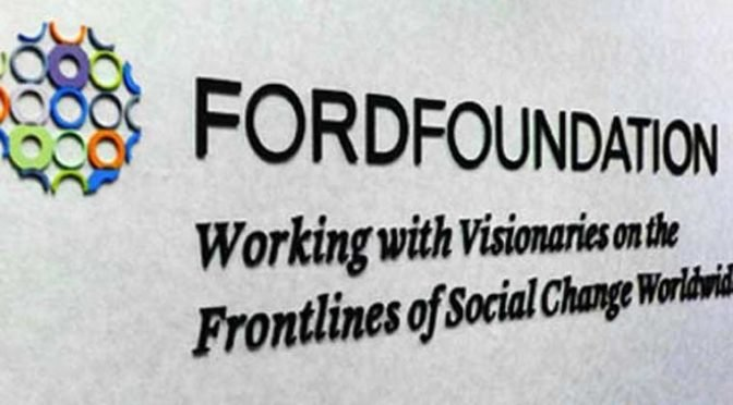 Ford-Foundation mission-related investments