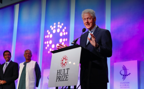 hult prize impact investing