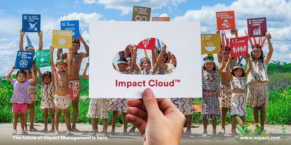sopact impact cloud for impact assessment