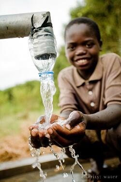 charity water impact report - linking impact and reporting