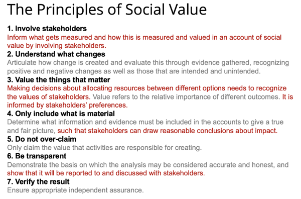 seven principles of social value-1