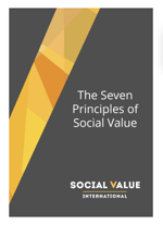 seven principles of social value