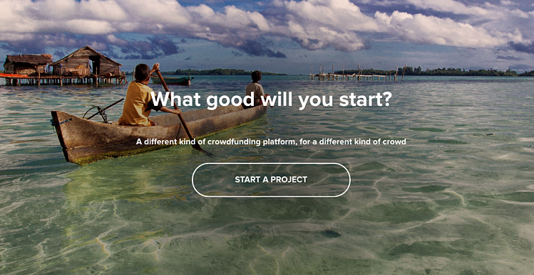 social enterprise crowdfunding