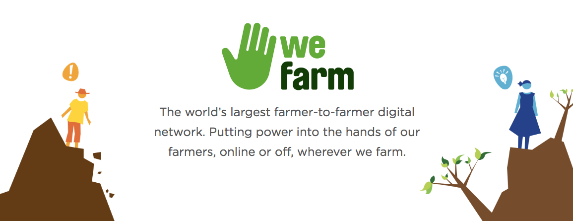 wefarm social enterprise