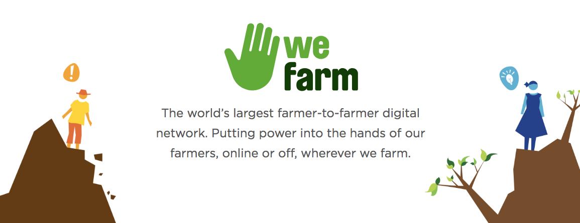 wefarm social enterprise