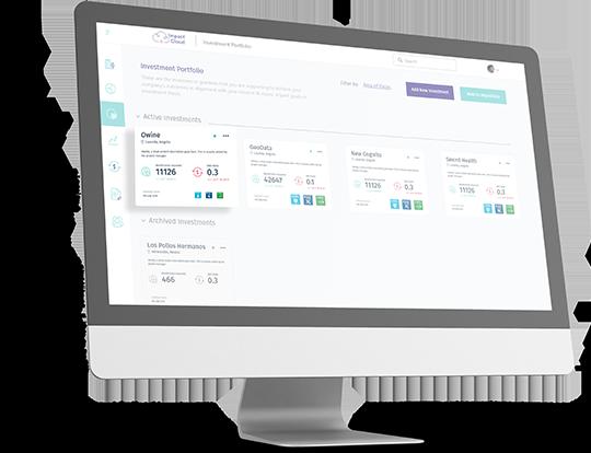 Investment Portfolio Screen
