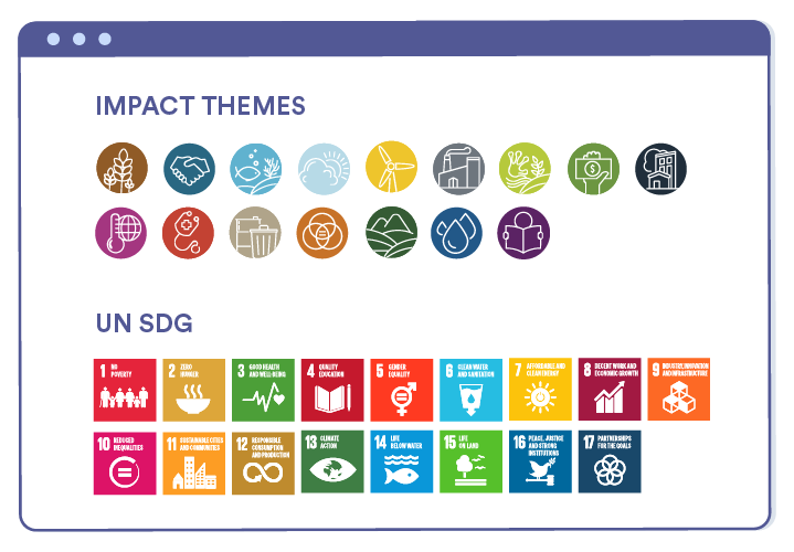 Themes & SDG