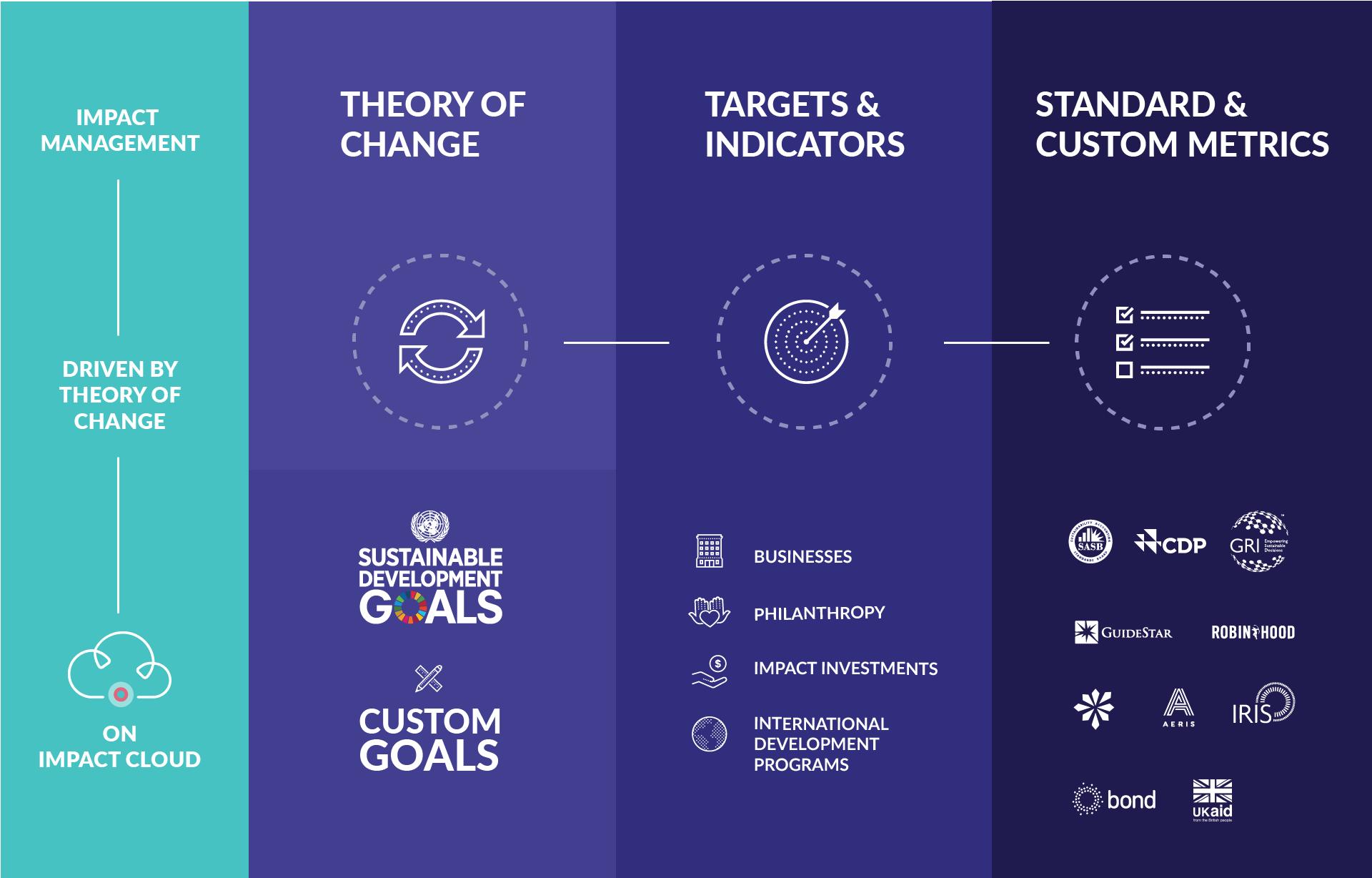 Theory of Change SDG Impact Management
